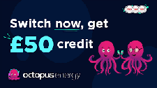 Weston Weather is powered using Green Electricity provided by Octopus Energy. Sign up via this link to earn �50 and help with the sites running costs.